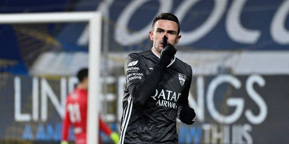 Eupen renoue avec la victoire à Saint-Trond (0-2)