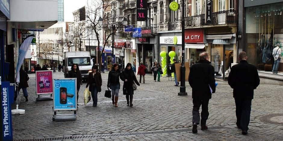 Charleroi: le programme Go shop démarrera en septembre