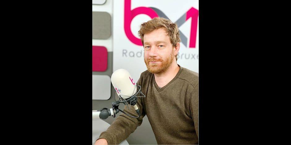 Sébastien Van Mulders, le nouveau visage musical de BX1