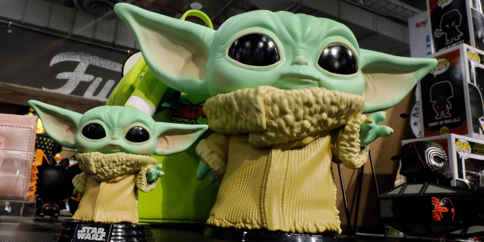 Funko's Pop! Baby Yoda