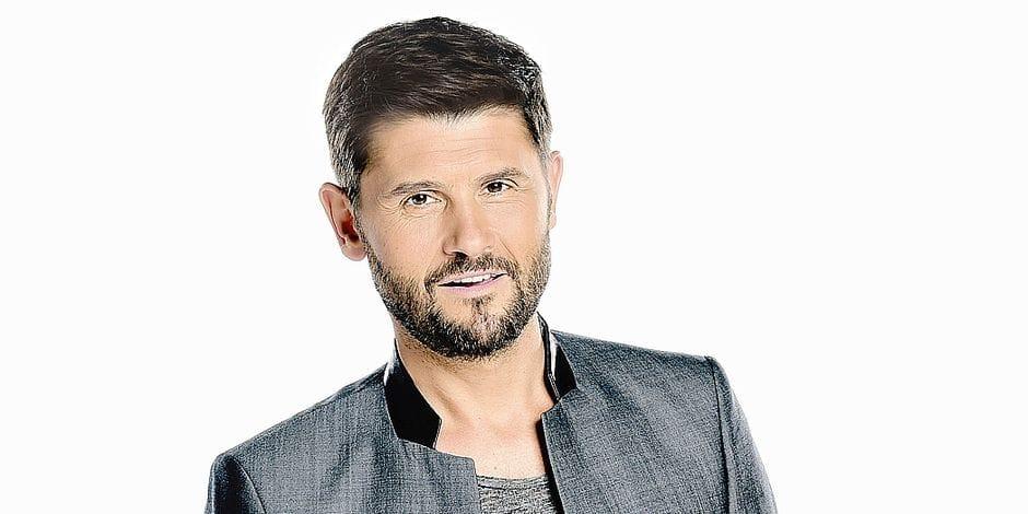"""Christophe Beaugrand au casting de la saison 2 de """"Stars à nu"""""""