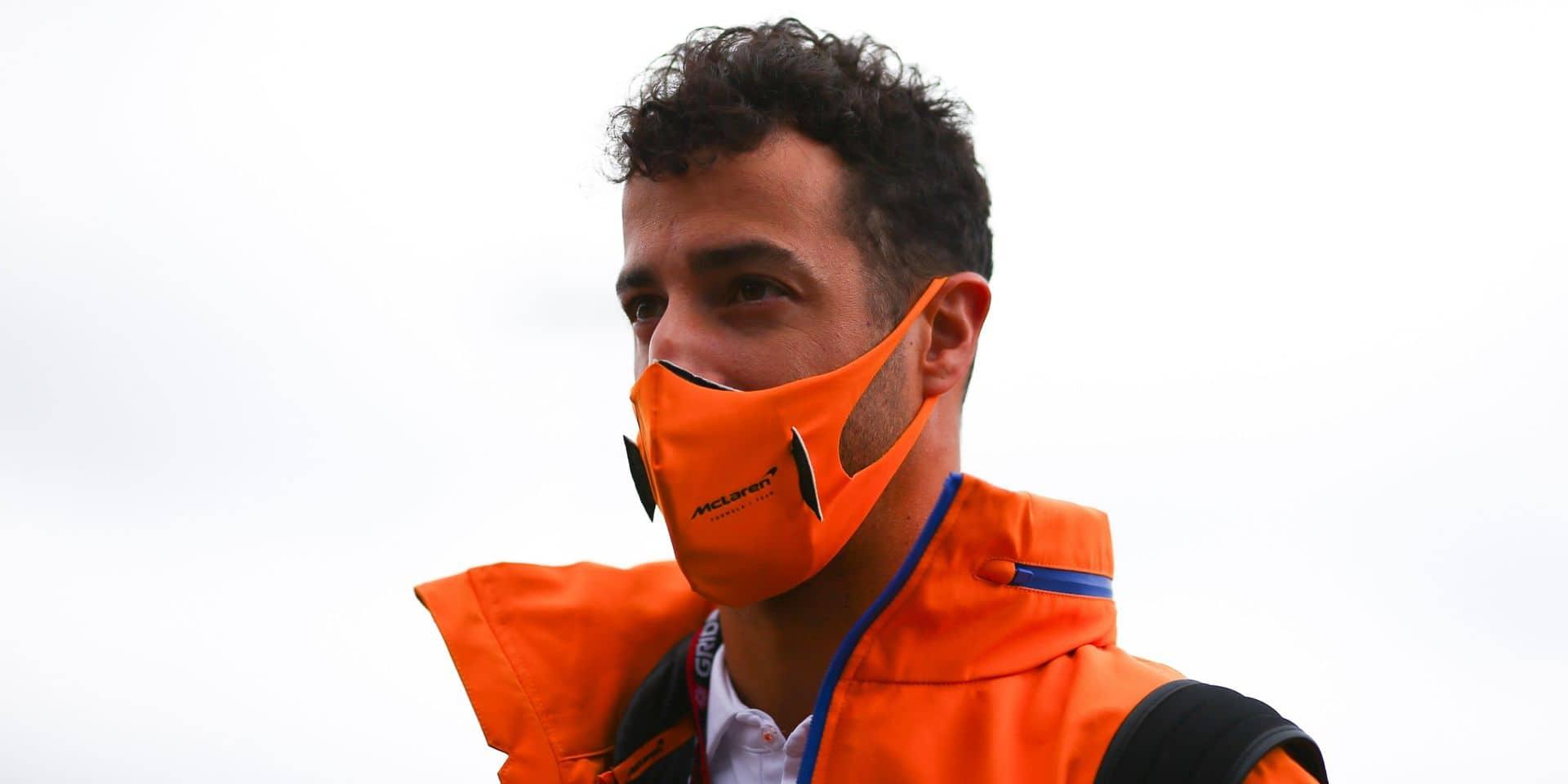 Daniel Ricciardo et Eli Roth, invités à prendre la parole lors du Tomorrowland virtuel