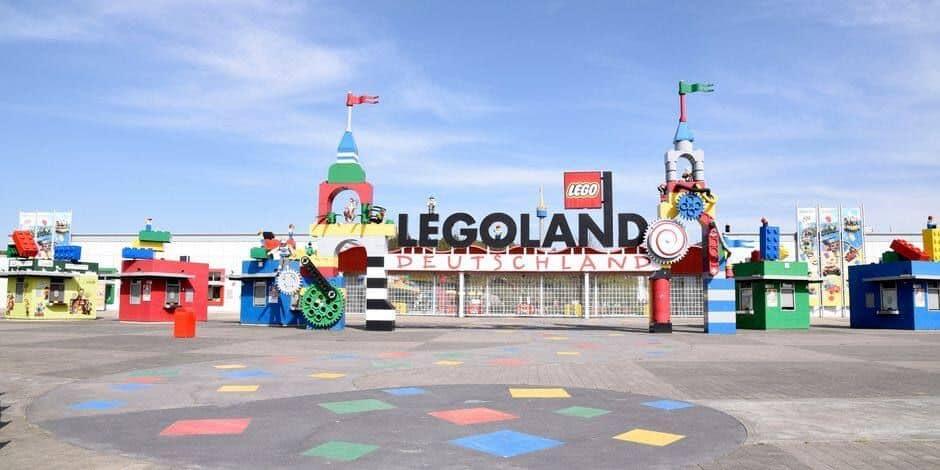 Un parc Legoland sur le site de Caterpillar à Gosselies: décision définitive début 2022