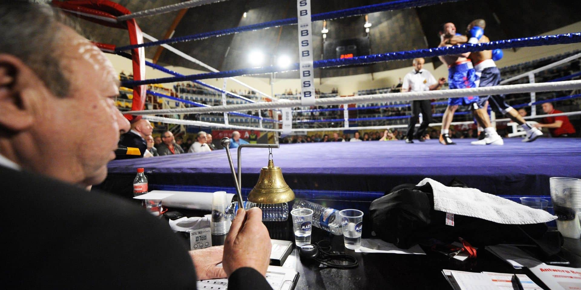 Arrestation et inculpation d'un entraîneur à Enghien : la Royale Fédération Belge de boxe réagit