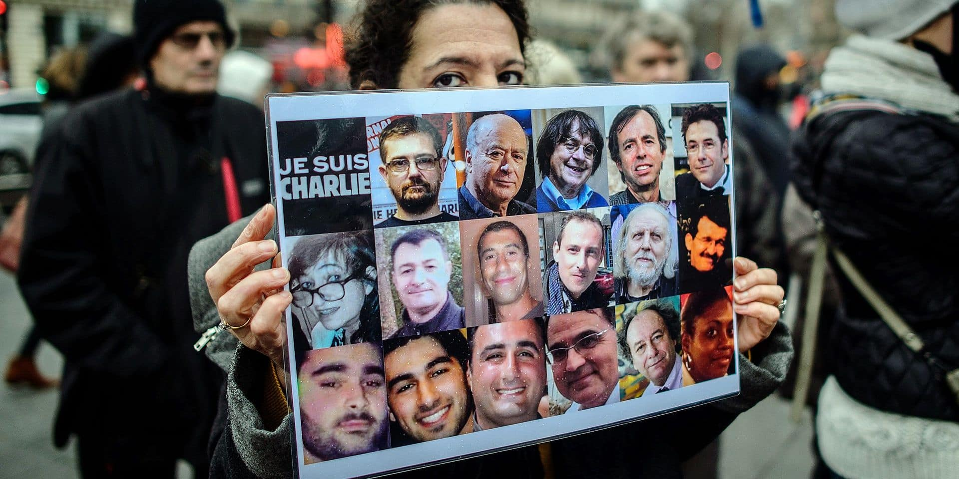 Anniversaire de l'attentat contre Charlie Hebdo