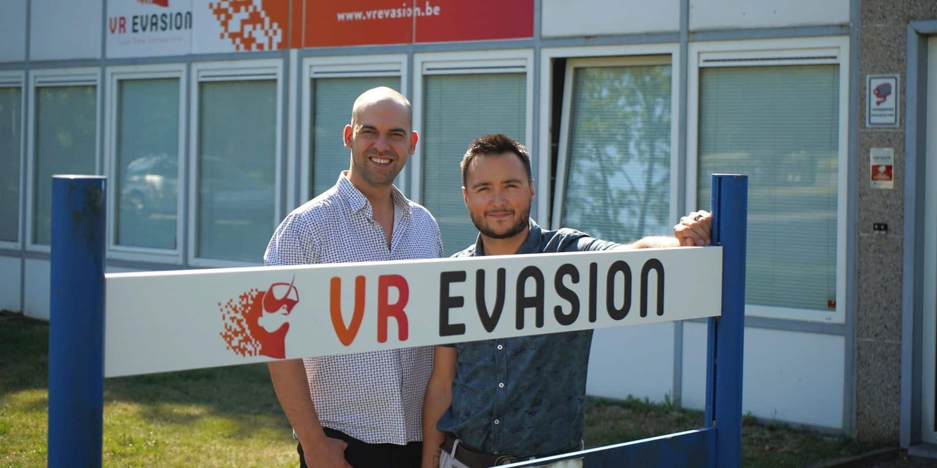 Un voyage sur Mars avec VR Evasion à Nivelles
