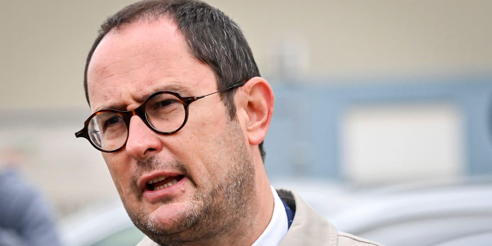 Van Quickenborne a demandé à la Sûreté de l'Etat d'enquêter en profondeur sur l'Exécutif des musulmans de Belgique
