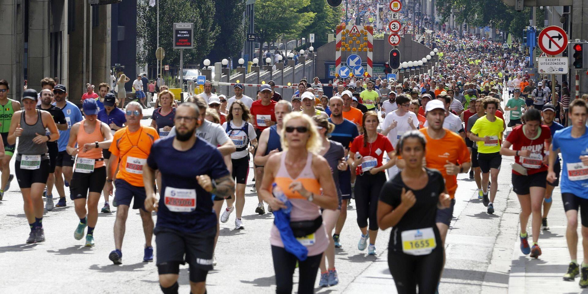 Officiel : les 20 Km de Bruxelles 2021 confirmés le dimanche 12 septembre