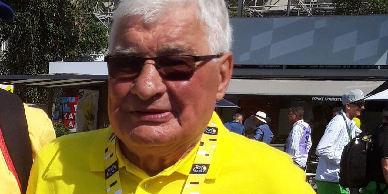 Raymond Poulidor, Le maillot jaune de la Poupoularité