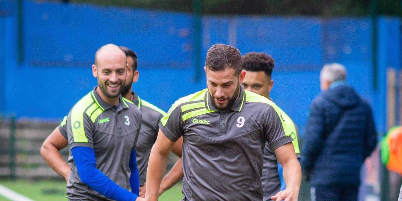 """Lucas Pizzinato de retour avec Montignies après un an d'absence: """"Je ne peux pas me passer de football"""""""