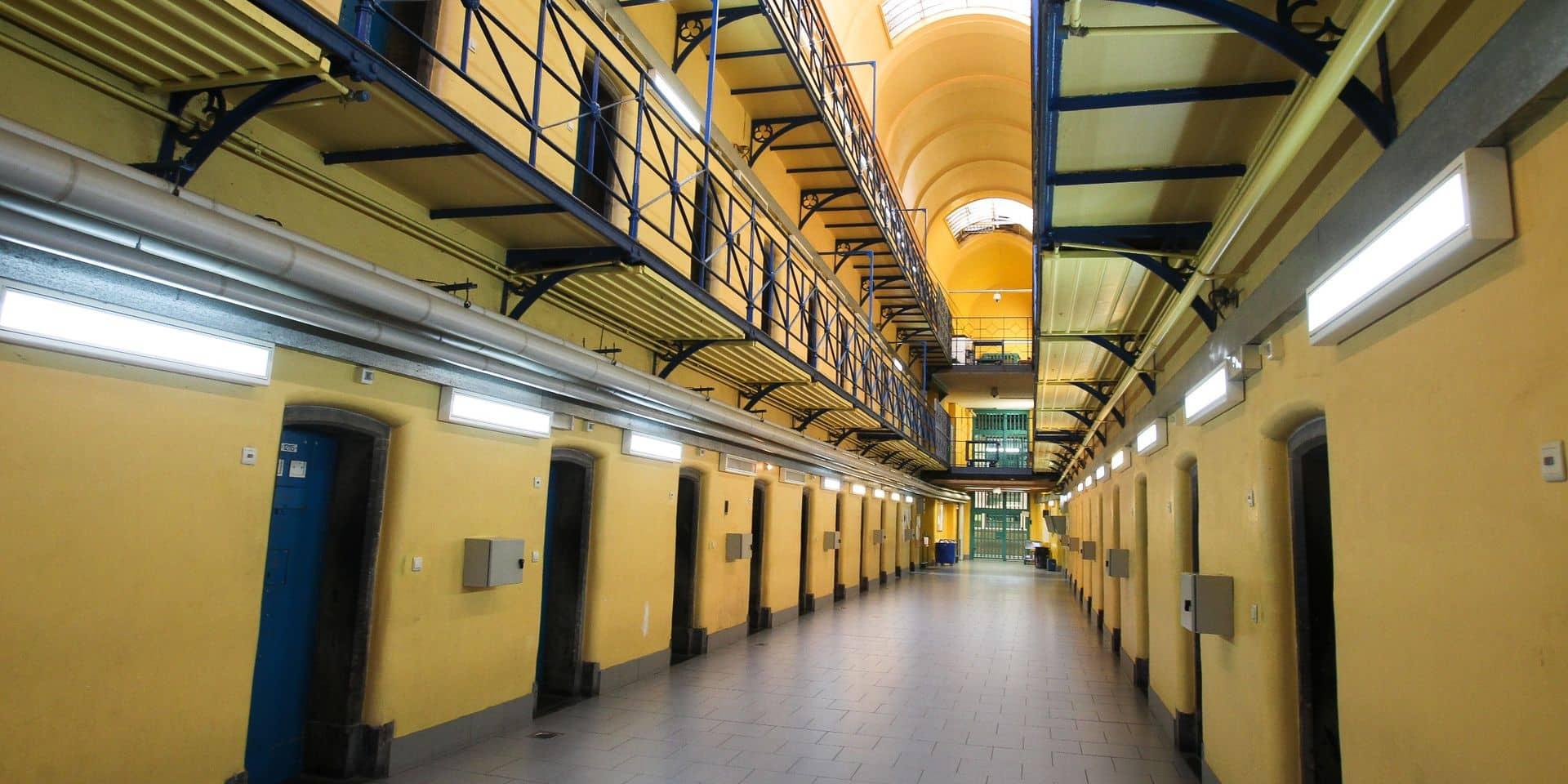 Des incidents à la prison de Mons, la police a dû intervenir