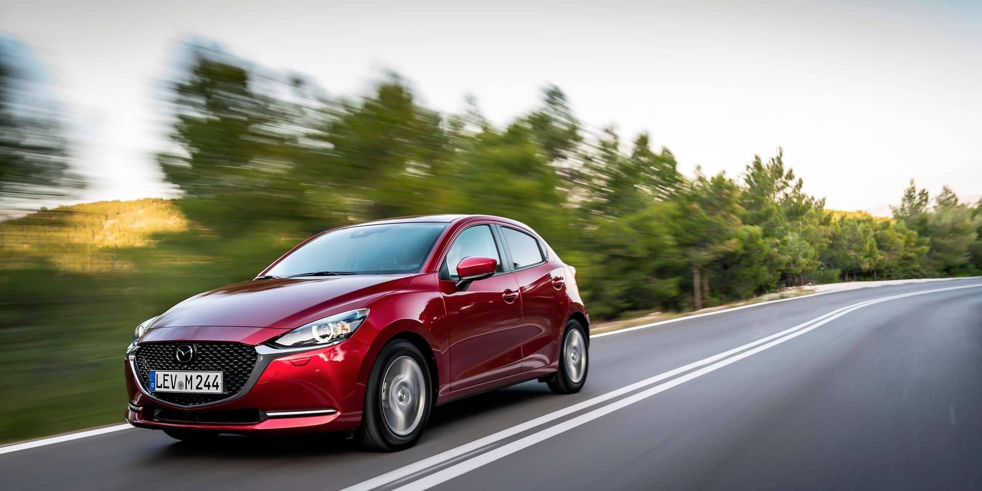 La Mazda 2: un oiseau des villes (ESSAI AUTO)