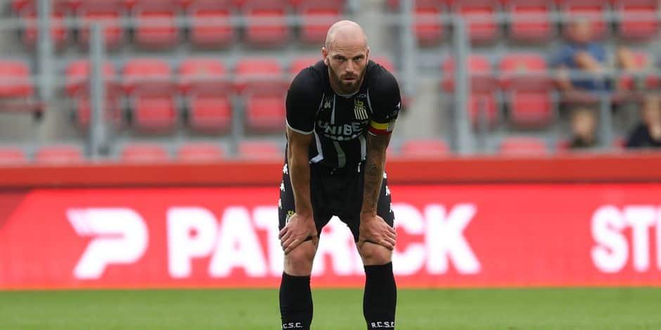 Officiel : Dorian Dessoleil quitte Charleroi pour l'Antwerp