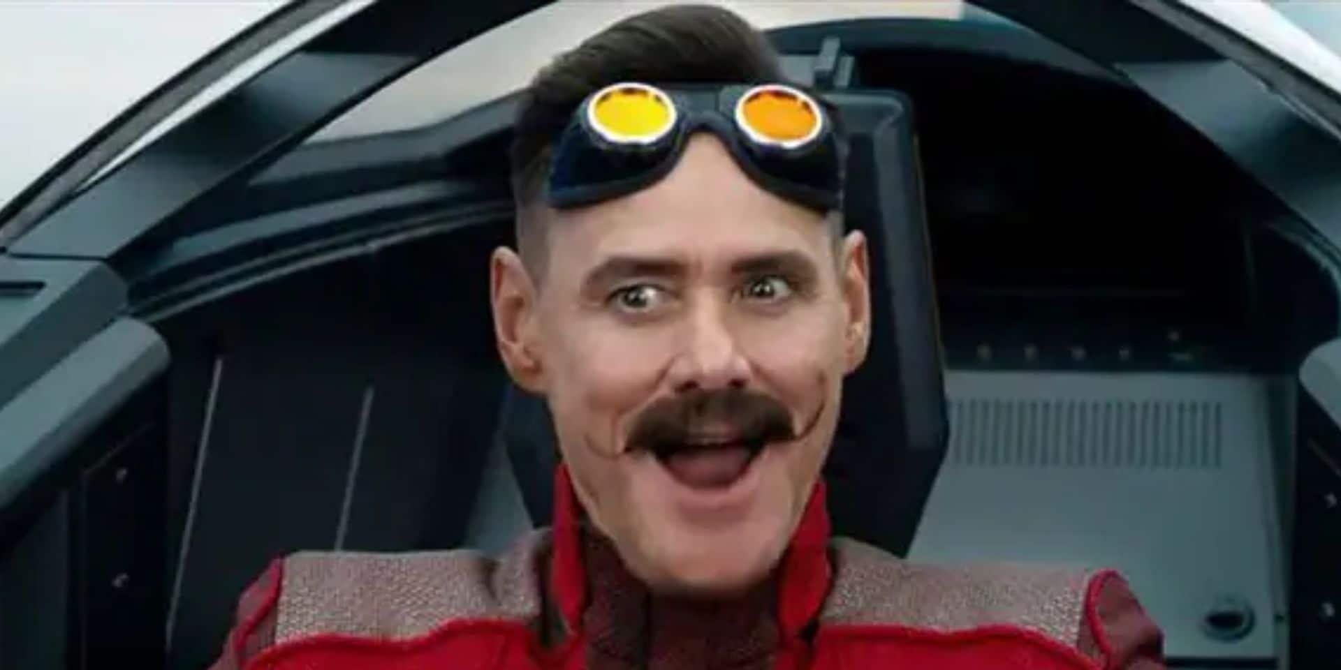 Jim Carrey offre une voiture de 40.000 $ à un technicien de Sonic 2 par tirage au sort