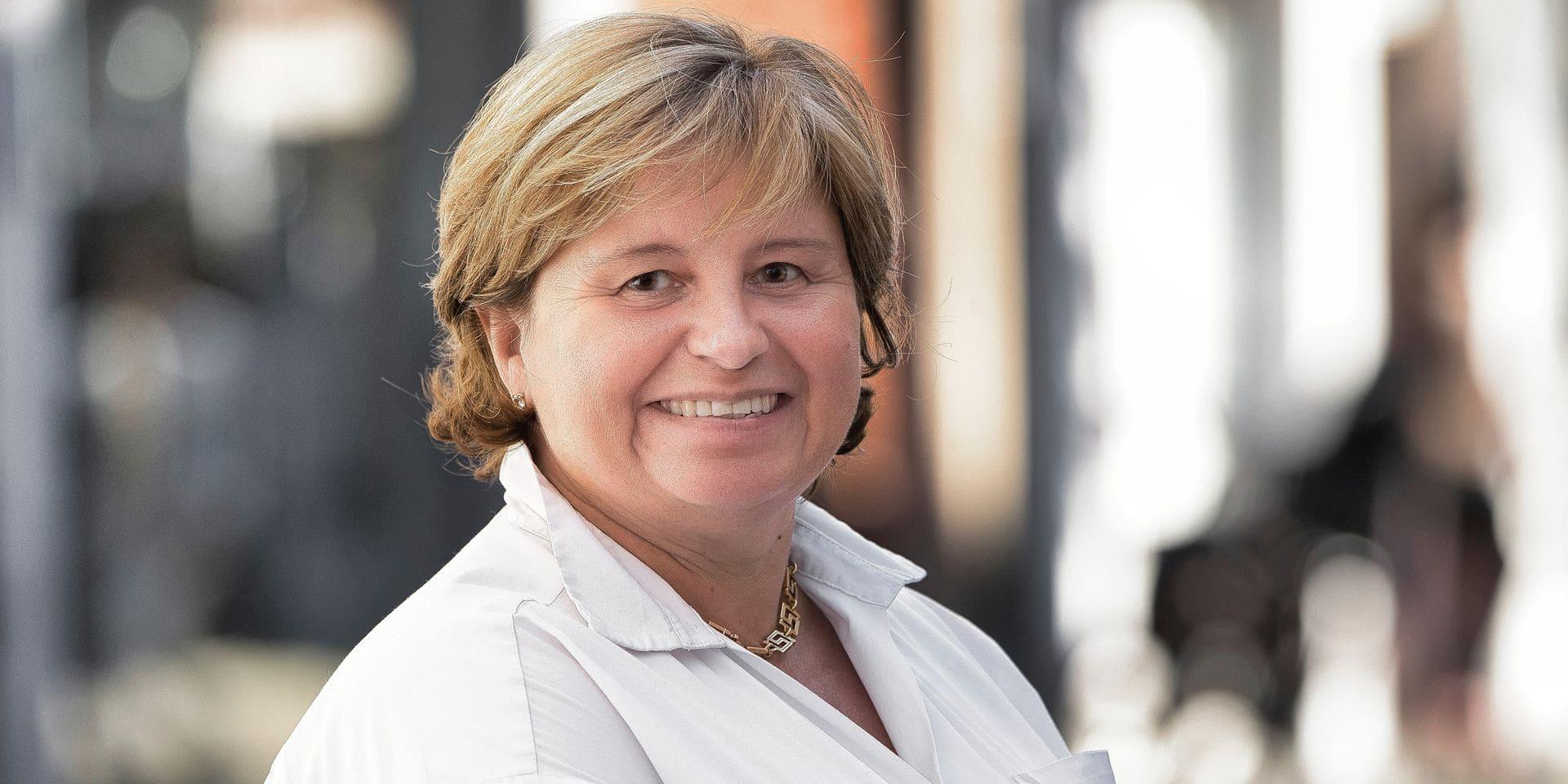 """Marianne Streel, patronne du syndicat des agriculteurs: """"Notre agriculture s'est toujours adaptée au climat"""""""
