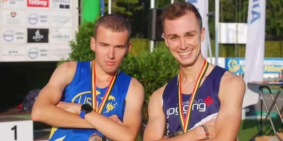 """Clément Deflandre s'est offert le titre national sur 10 km : """"Je suis un athlète polyvalent sur piste et sur route"""""""