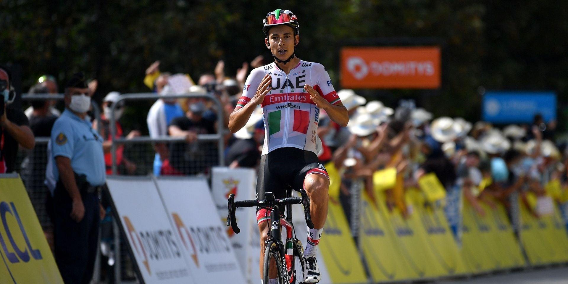 Critérium du Dauphiné : Formolo enlève la 3e étape en solo, Roglic reste leader, Benoot abandonne