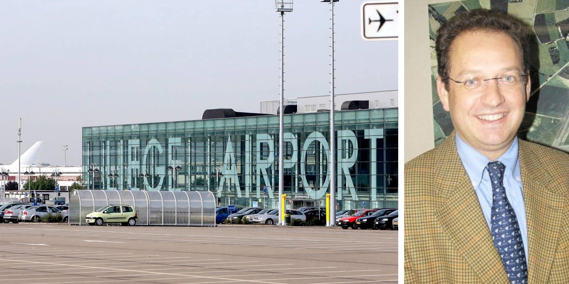 Christophe Bernardini est le nouveau patron de Liege Airport