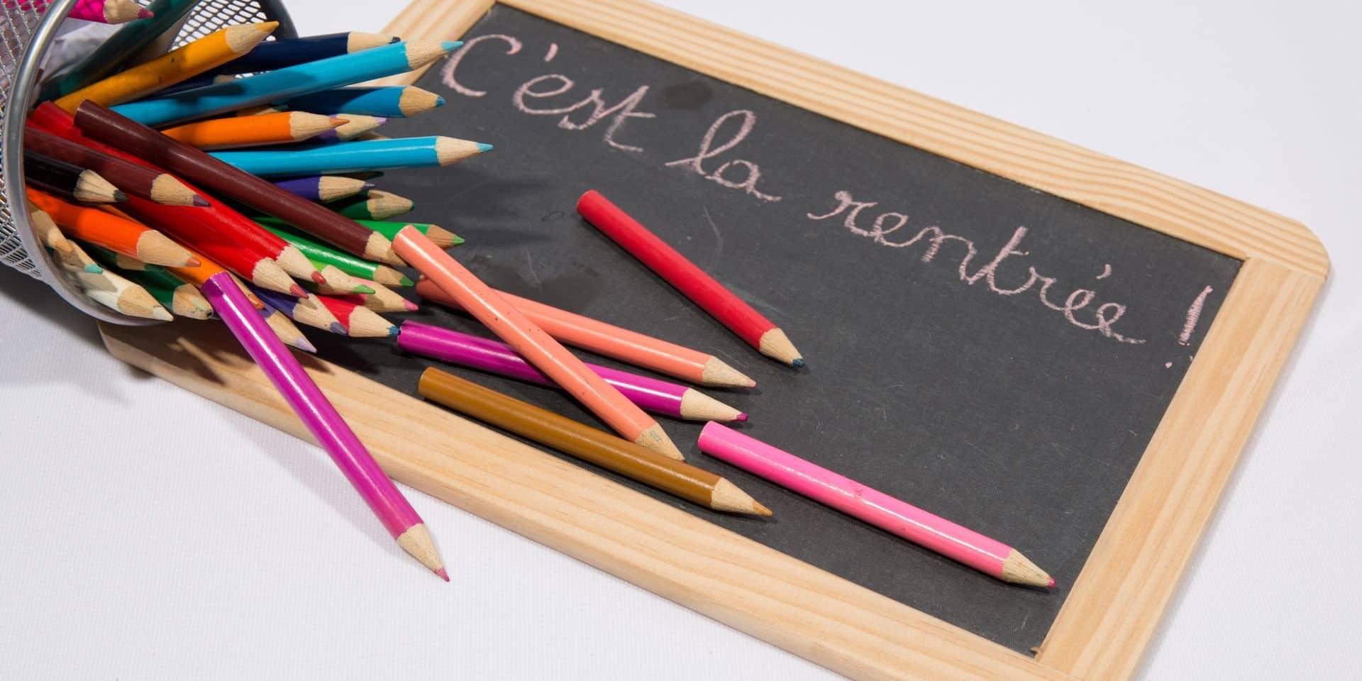 Une rentrée scolaire en seconde main: gain de temps, gain d'argent, gain pour la planète