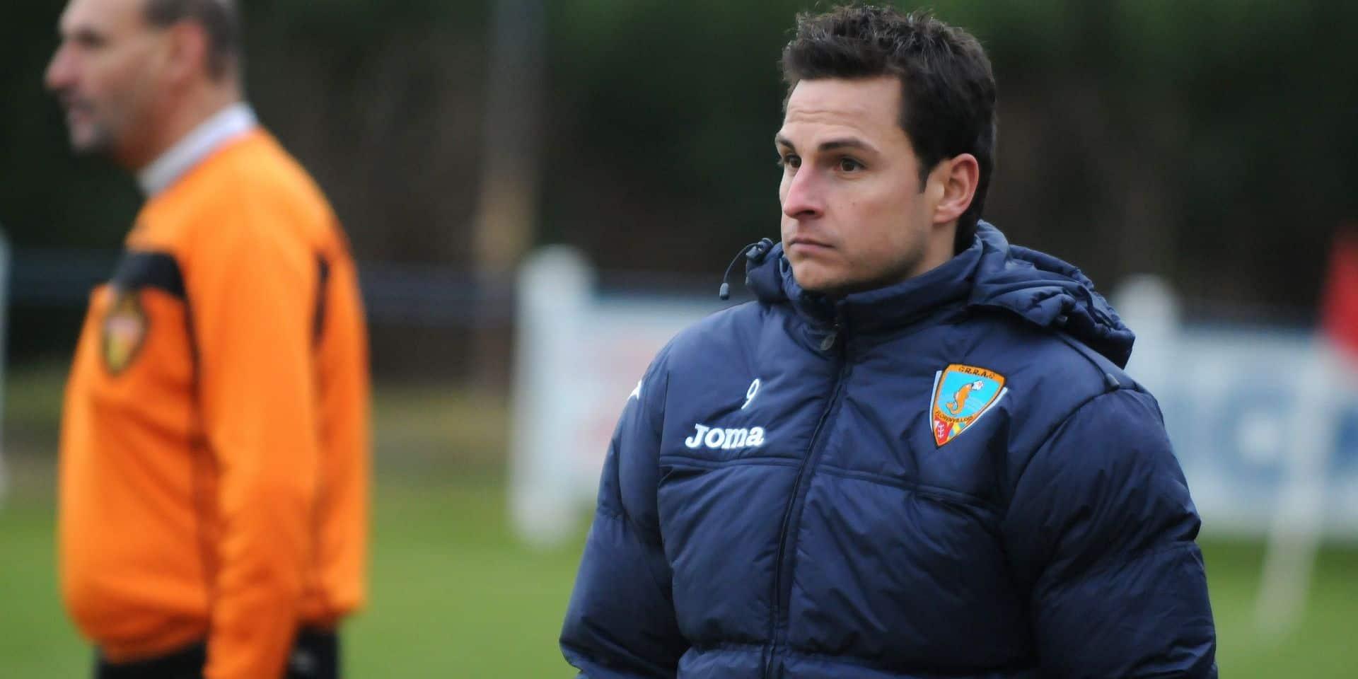 """Morgan Matz se retire temporairement du coaching: """"Encore une ou deux saisons comme joueur"""""""