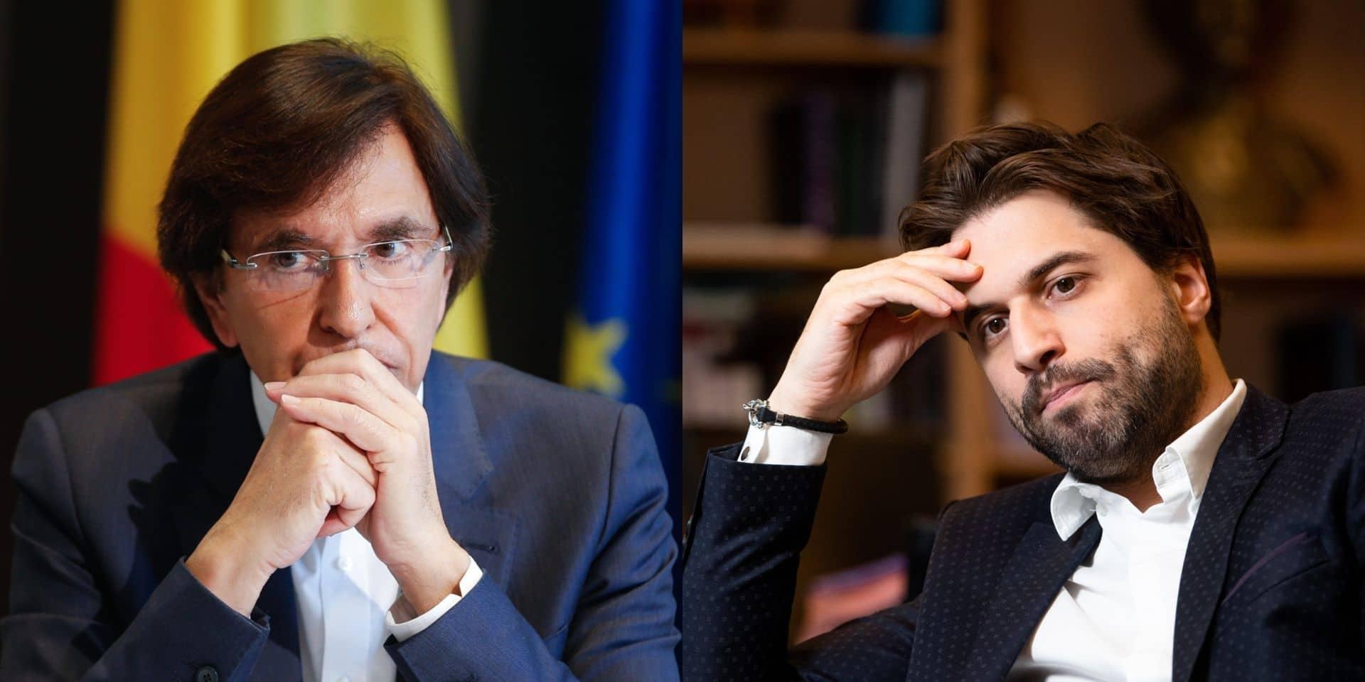 """Bouchez suscite le ras-le-bol au bureau du PS : """"Si on m'en donne le mandat, je changerai de majorité en Wallonie"""", glisse Elio Di Rupo"""