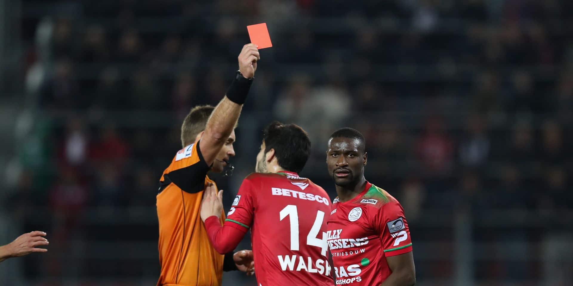 Zulte Waregem refuse la transaction de trois matches pour Mamadou Sylla