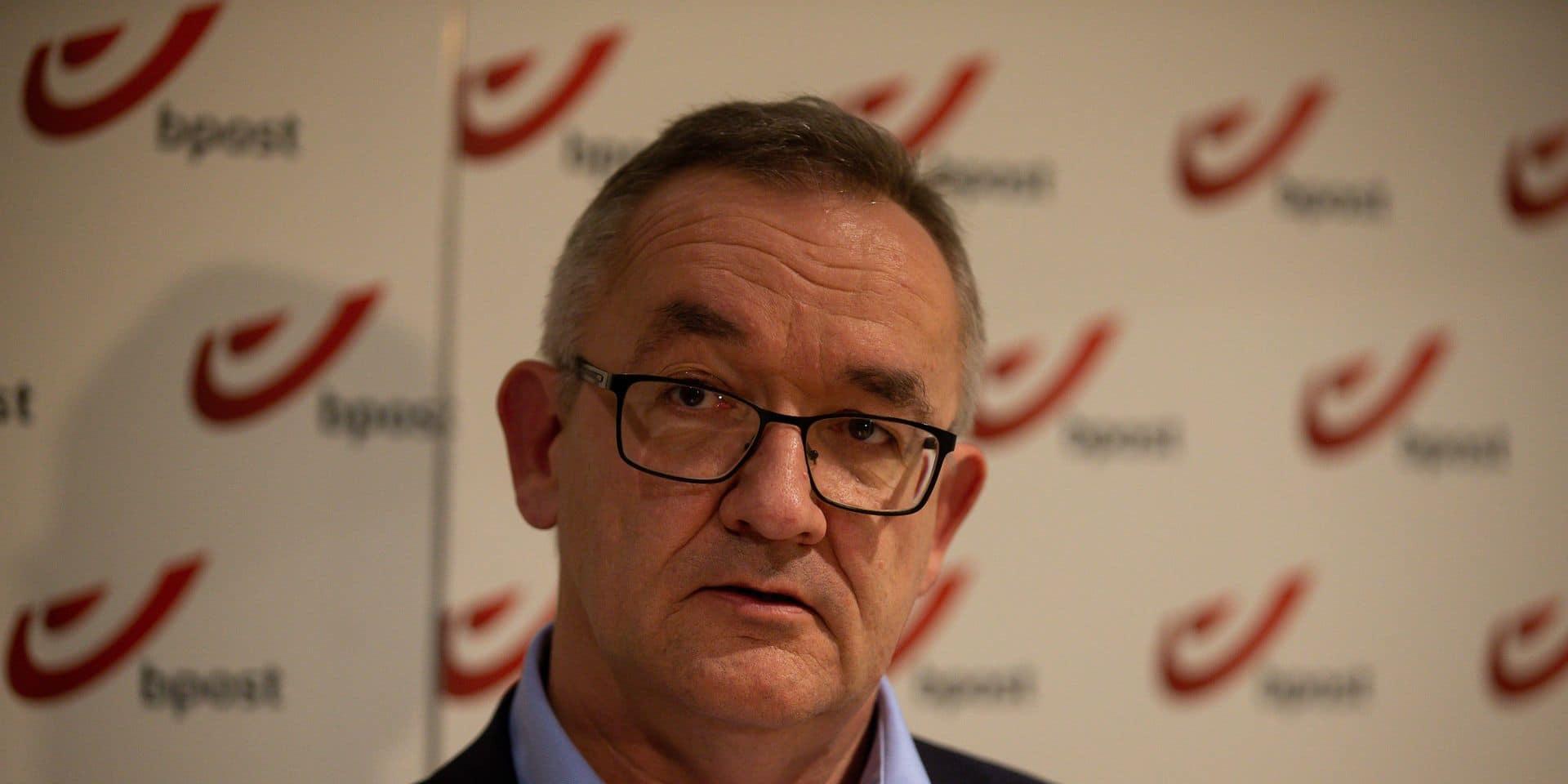 Manque de compétence, d'intégrité et de transparence: des administrateurs de Bpost souhaitent la démission du CEO Van Avermaet