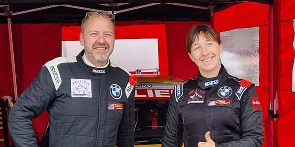 Le tandem Duelz/Carlier termine premier de sa division au BGDC (Belgian Gentlemen Drivers Club) à Zolder