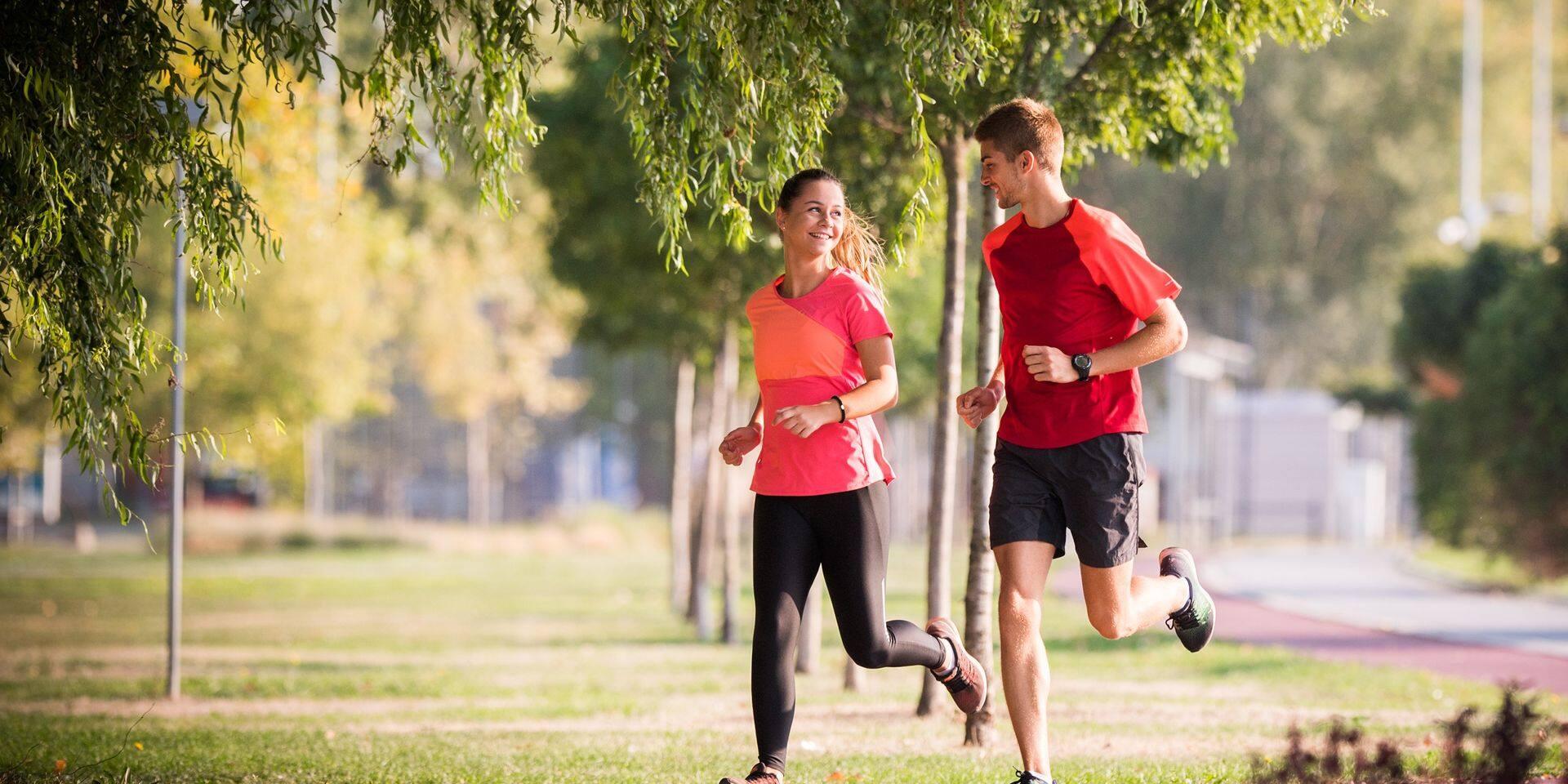 """Courir lentement pour mieux performer: """"Cela ne sert à rien d'être rapide si c'est pour être crevé avant la fin…"""""""