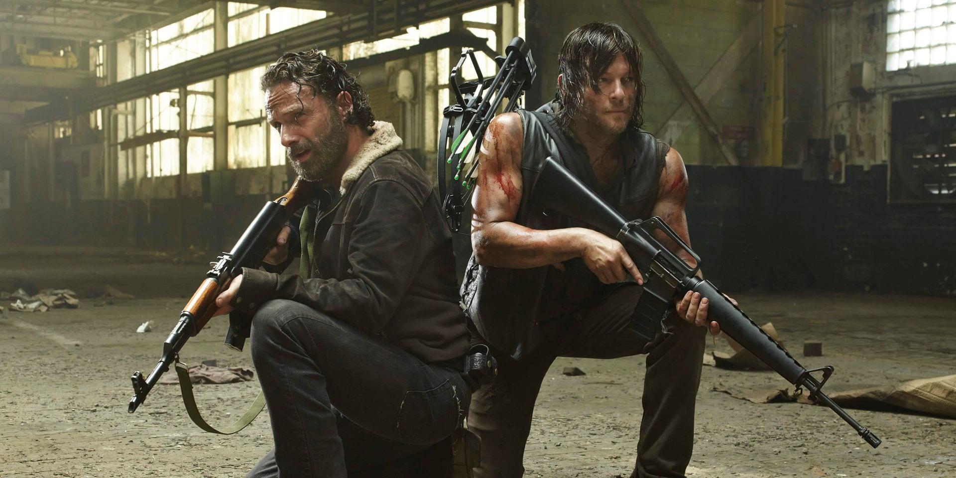 """Décès d'un acteur de """"The Walking Dead"""""""