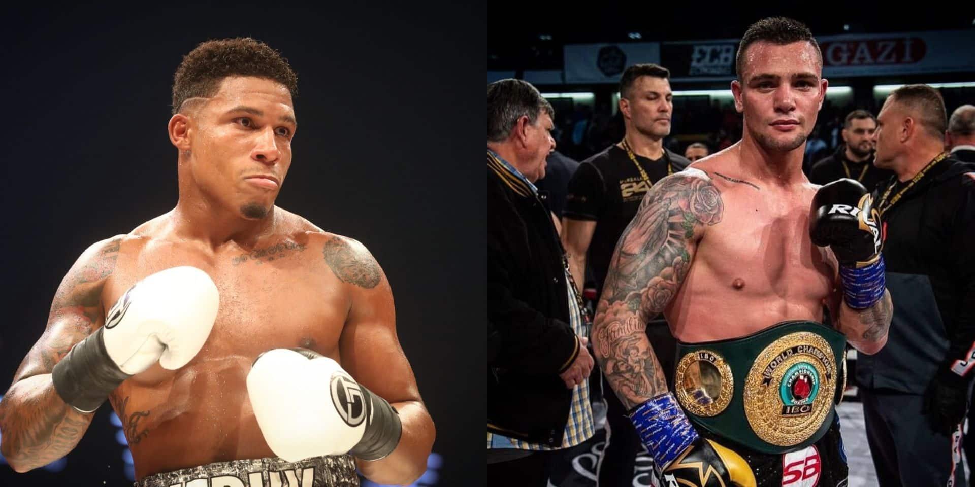 Boxe : Ryad Merhy opposé à Kevin Lerena à Liège ?