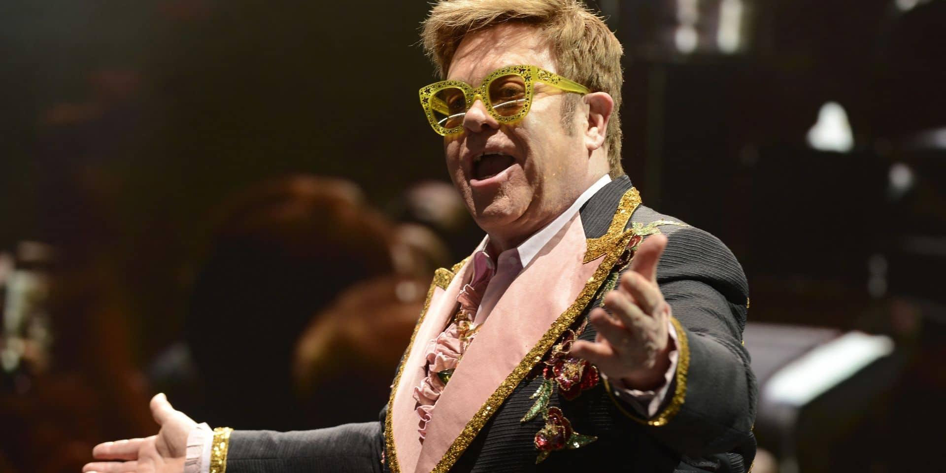 Russie : des scènes de sexe gay retirées du biopic sur Elton John