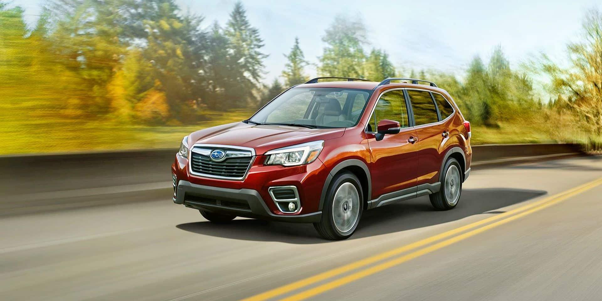 Essai Auto : le Subaru Forester passe à l'hybride