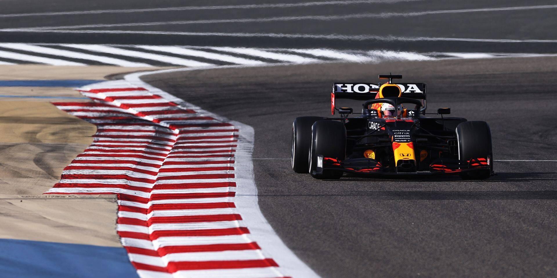 GP de Bahreïn (Libres 3): la passe de trois pour Verstappen, Vettel et Alonso en retrait