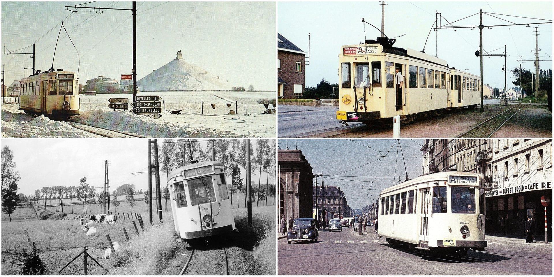 Il y a 30 ans, la SNCV: du temps des tramways vicinaux
