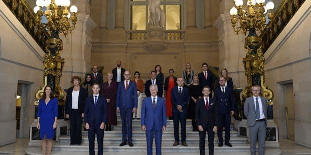 Le Gouvernement Le Plus Jeune Le Plus Feminin Et Le Plus Issu De L Immigration De L Histoire De La Belgique Dh Les Sports
