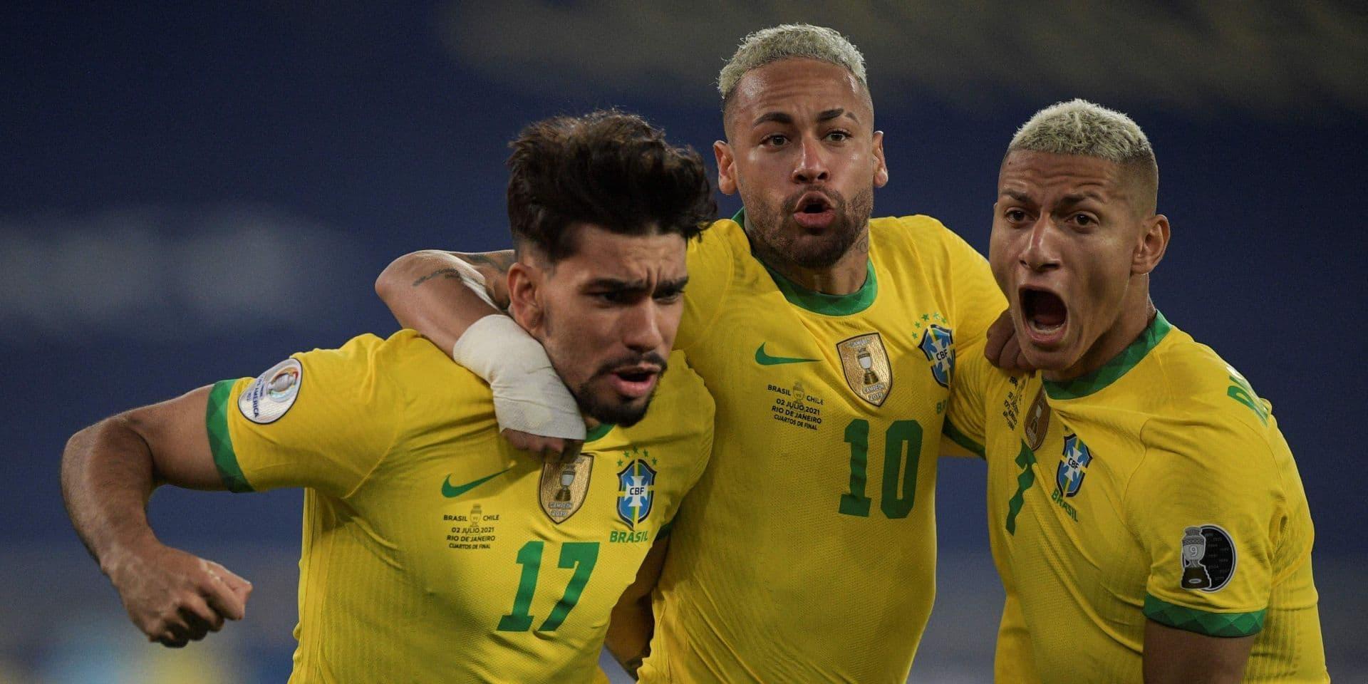 Copa America: le Brésil de Neymar donne rendez-vous à Messi en finale