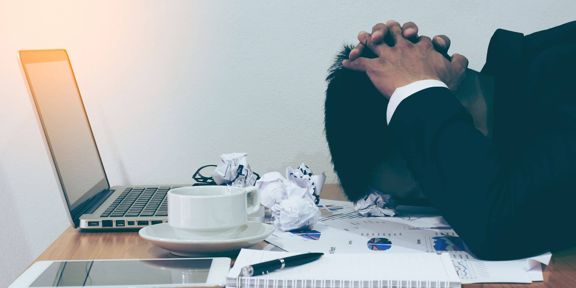 Le bonheur au travail: pourquoi ça coince tant?