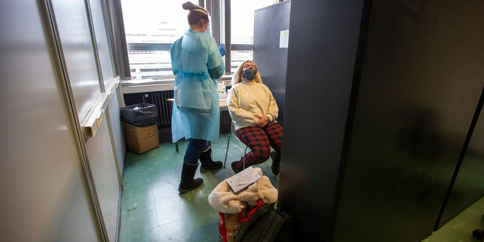 Coronavirus en Belgique : encore plus de 1.500 nouveaux cas de coronavirus par jour