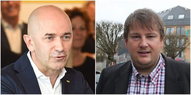 Bastogne: Philippe Collignon attaque Jean-Pierre Lutgen en diffamation - La DH