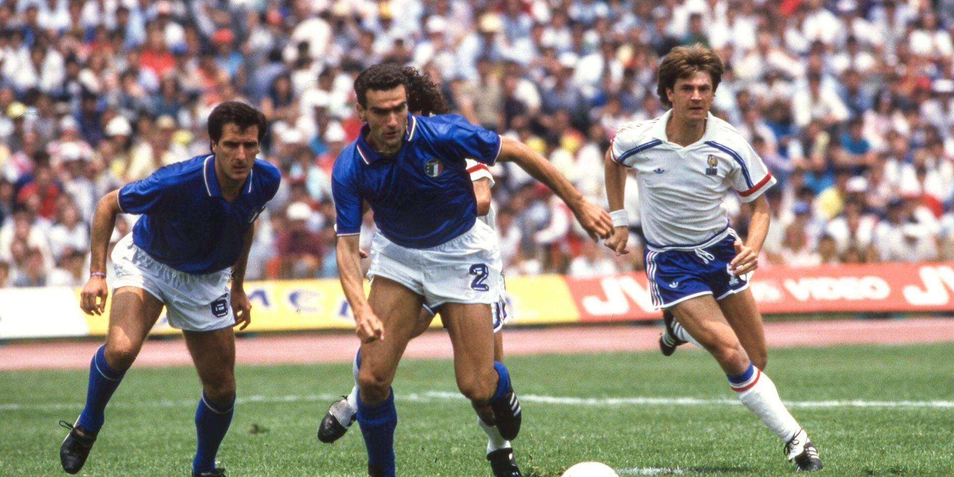 """Le champion du monde 82, Giuseppe Bergomi, préface Belgique-Italie : """"Chiellini est le mieux préparé pour limiter Lukaku"""""""