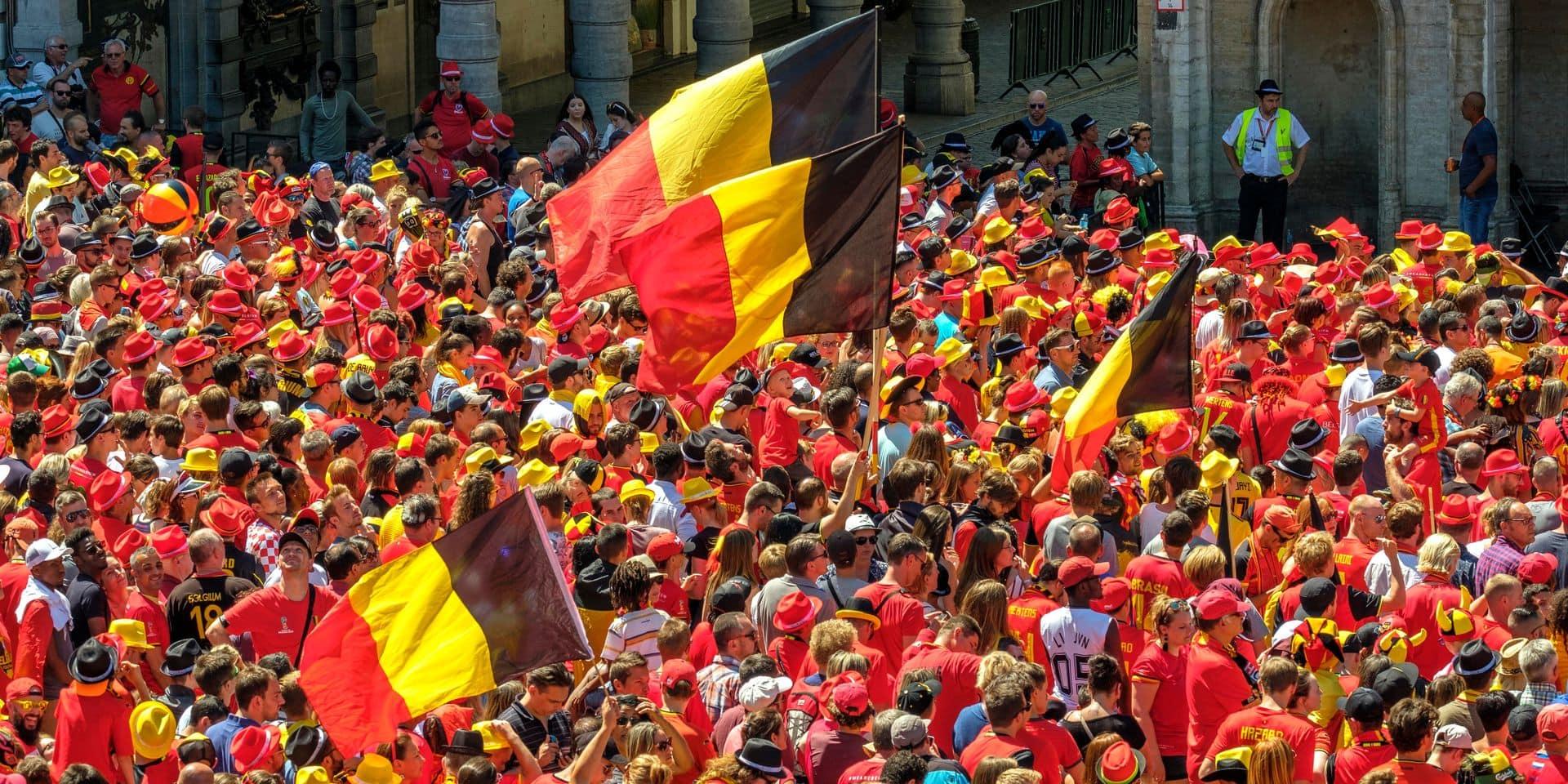 """Les internautes français utilisent le drapeau belge à la place du terme """"seum"""", qui signifie """"poisse"""""""