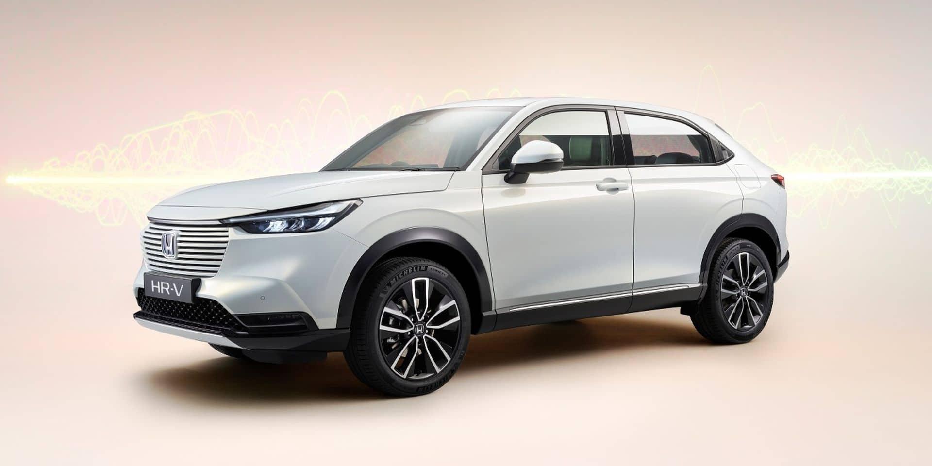Honda HR-V : la version européenne arrive