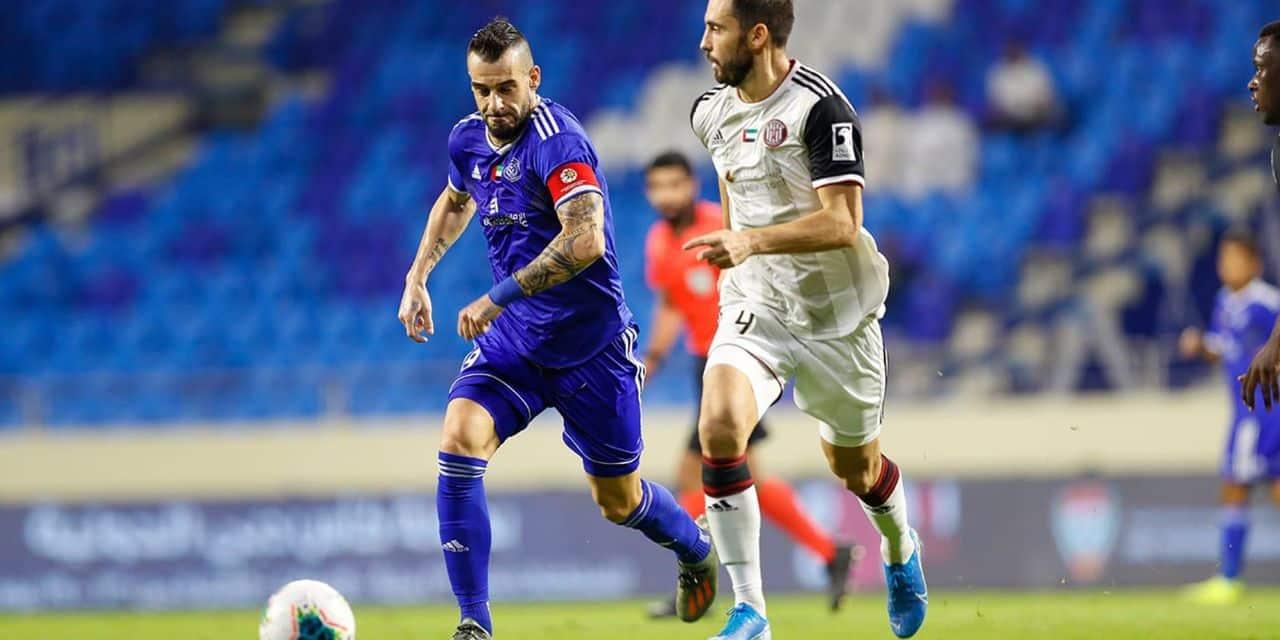 """Milos Kosanovic est heureux à Al Jazira : """"J'espère rester ici le plus longtemps possible"""""""