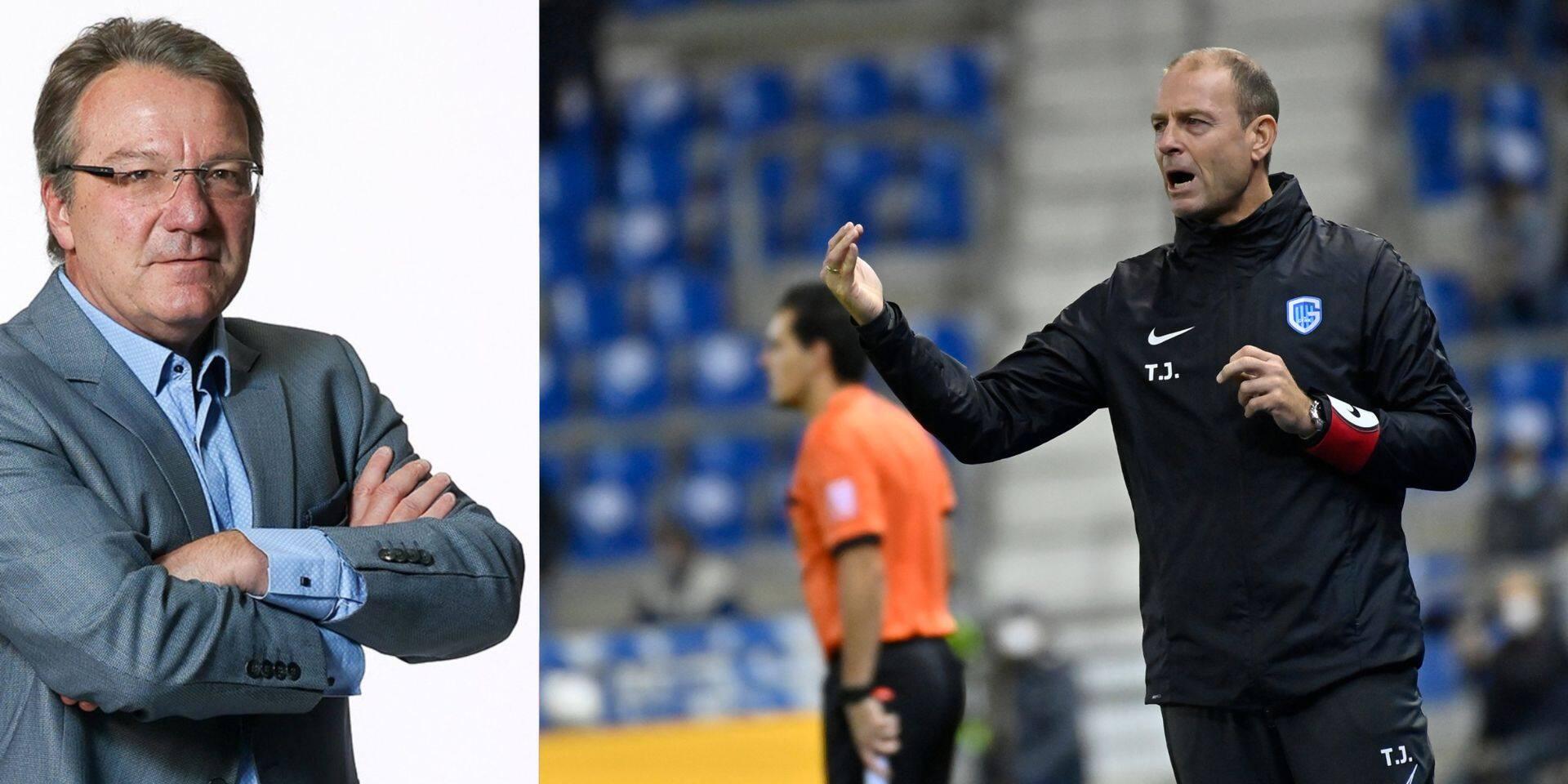La chronique de Jean-Marc Ghéraille : l'entraîneur Jess Thorup a eu raison de… limoger son club de Genk