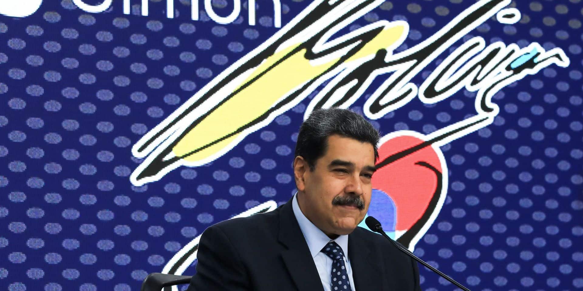 Le président vénézuélien accuse les Etats-Unis de planifier son assassinat