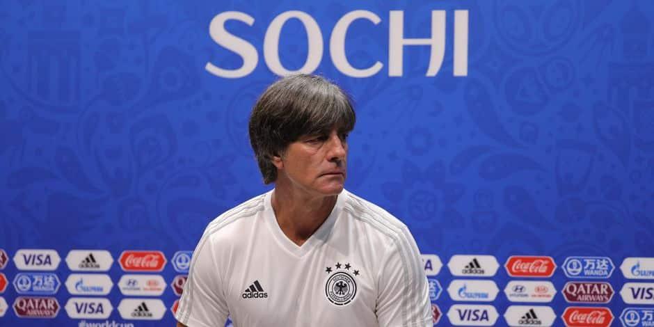 CDM 2018: Les scénarios possibles pour la qualification de l'Allemagne