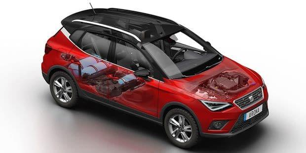 Seat présente son premier SUV à rouler au gaz - La DH