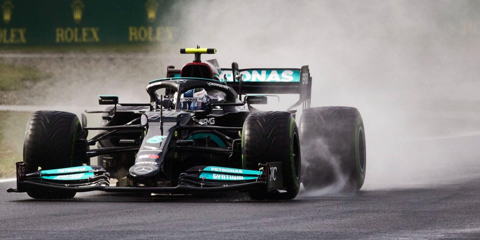 Valtteri Bottas remporte le GP de Turquie, Max Verstappen reprend la tête du championnat