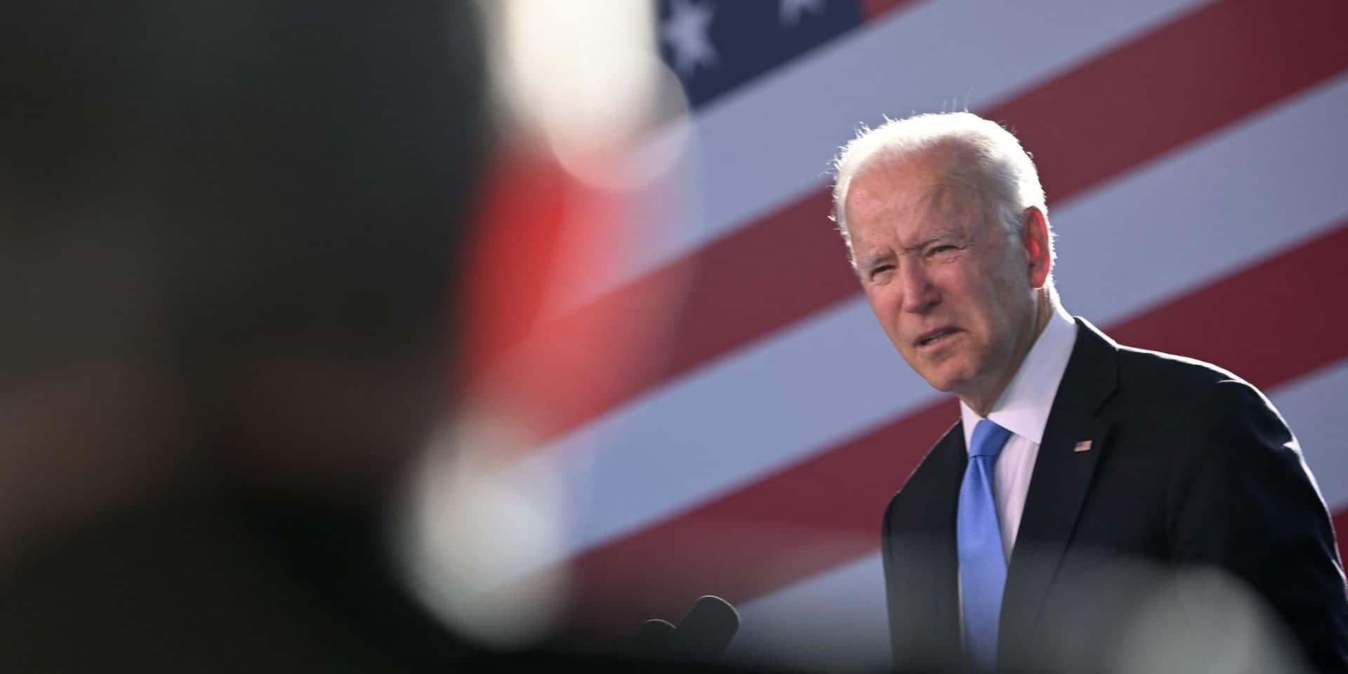 Les élections américaines, les cyberattaques, Navalny... Biden revient sur sa rencontre avec Poutine